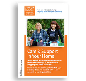Homecare-Brochure